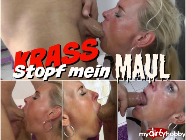KRASS – Stopf mein Maul!
