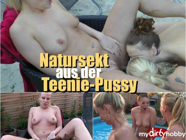 Natursekt aus der Teenie-Pussy