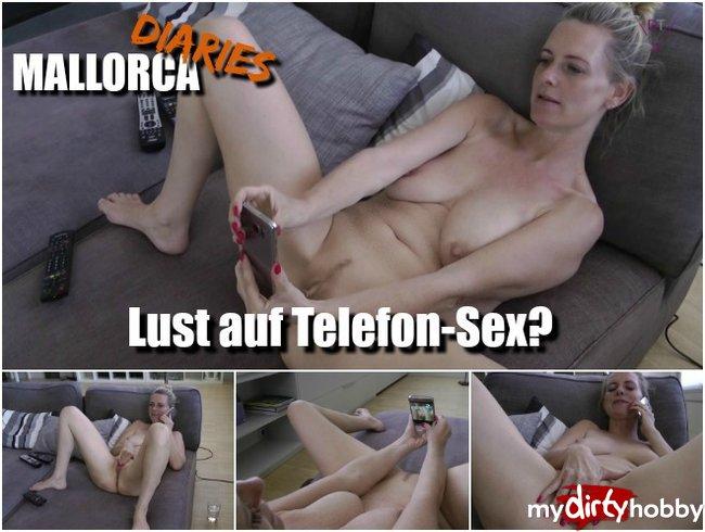 Lust auf Telefon-Sex?