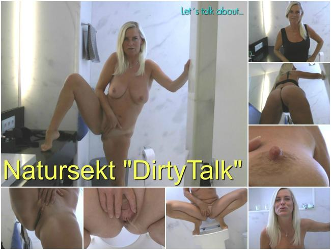 "Natursekt ""Dirty Talk"""